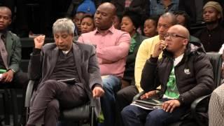Big Debate on Rhodes Must Fall