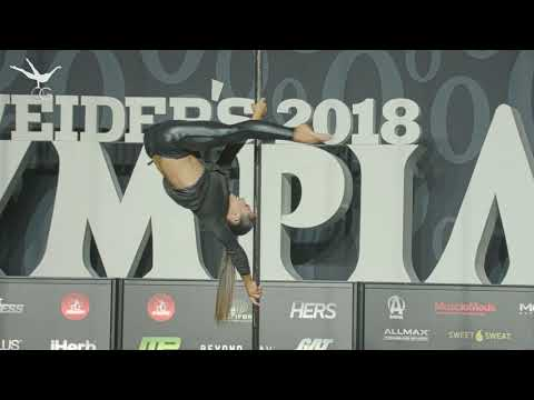 Oksana Grishina: OG Pole Fitness At Olympia, Guest Performance (2018)