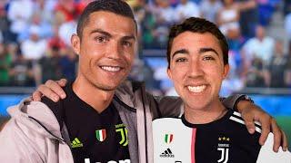 "I Trained Like ""Cristiano Ronaldo"" For 30 Days"
