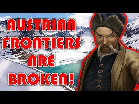 Austrian Frontiers Are Broken! - Siberian Frontier Austria! - EU4 Exploit!