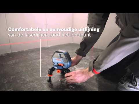 Bosch Lijnlaser GLL 3-50 Professional
