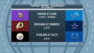 Gottlieb: Does the NFL schedule too many Thursday night games?