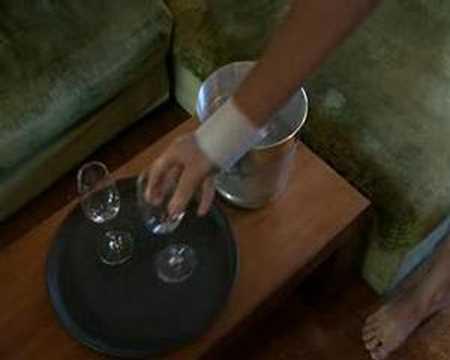 Challenge George: Butler in the Buff - WeddingTV