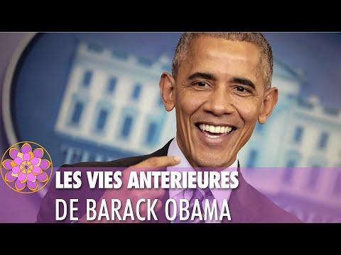 ⭐ Les vies antérieures de Barack Obama