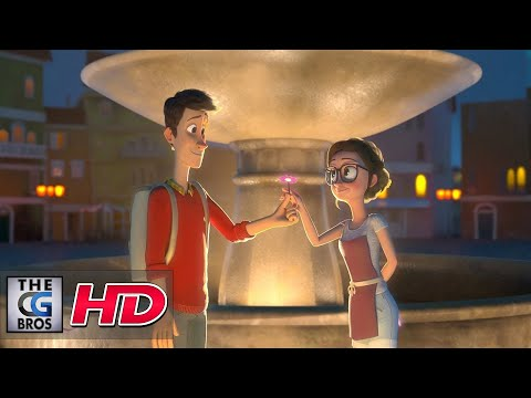 "CGI 3D Animated Short: ""The Wishgranter""  - by Kal Athannassov, John McDonald, & Echo Wu"