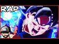 Download GOKU ULTRA INSTINCT RAP! ドラゴンボール超 ラップ MP3 song and Music Video