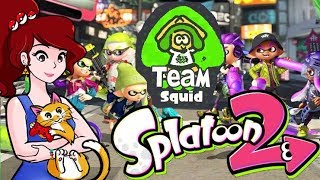 Splatoon 2 Splatfest - Team Squid! thumbnail