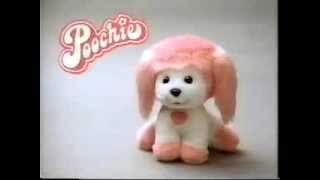 Download VINTAGE 80'S POOCHIE DOLL / PLUSH DOG AT CAMP COMMERCIAL Mp3 and Videos