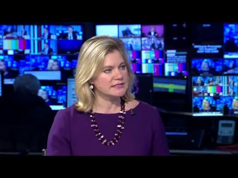 "Justine Greening MP: ""UK At Forefront Of Migrant Aid"""