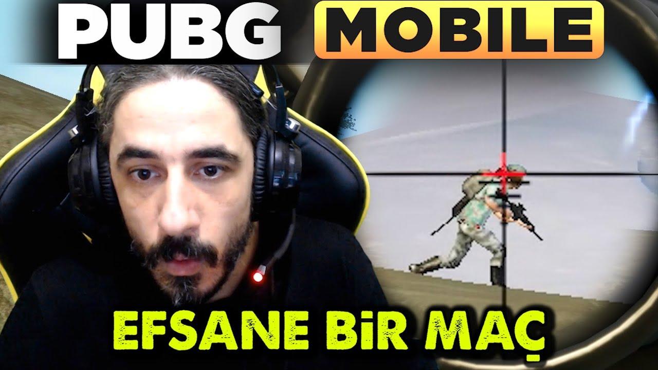 EFSANE BİR MAÇ !! - PUBG Mobile