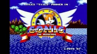 Tails in Sonic the Hedgehog (Genesis) - Longplay [60 FPS]