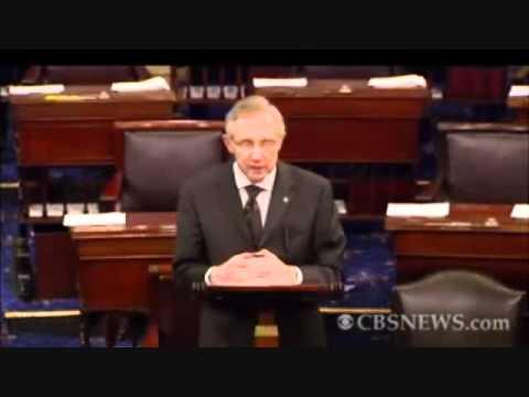 Reid Blocks Vote on Obama Jobs Act