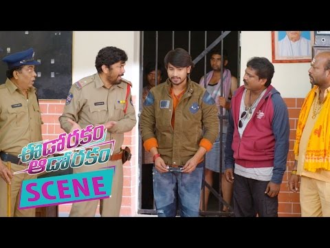 Posani Krishna Murali Hilarious Comedy With Raj Tarun - Eedo Rakam Aado Rakam Movie Scenes