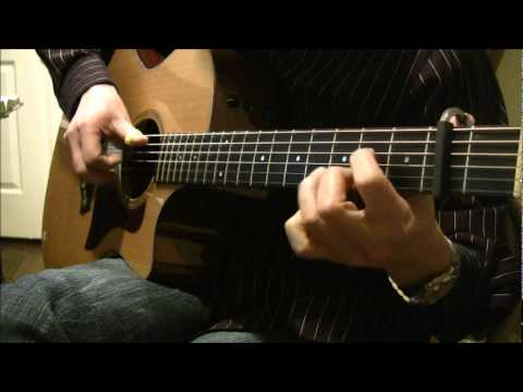 You Are My All In All Fingerstyle Guitar Tab Youtube