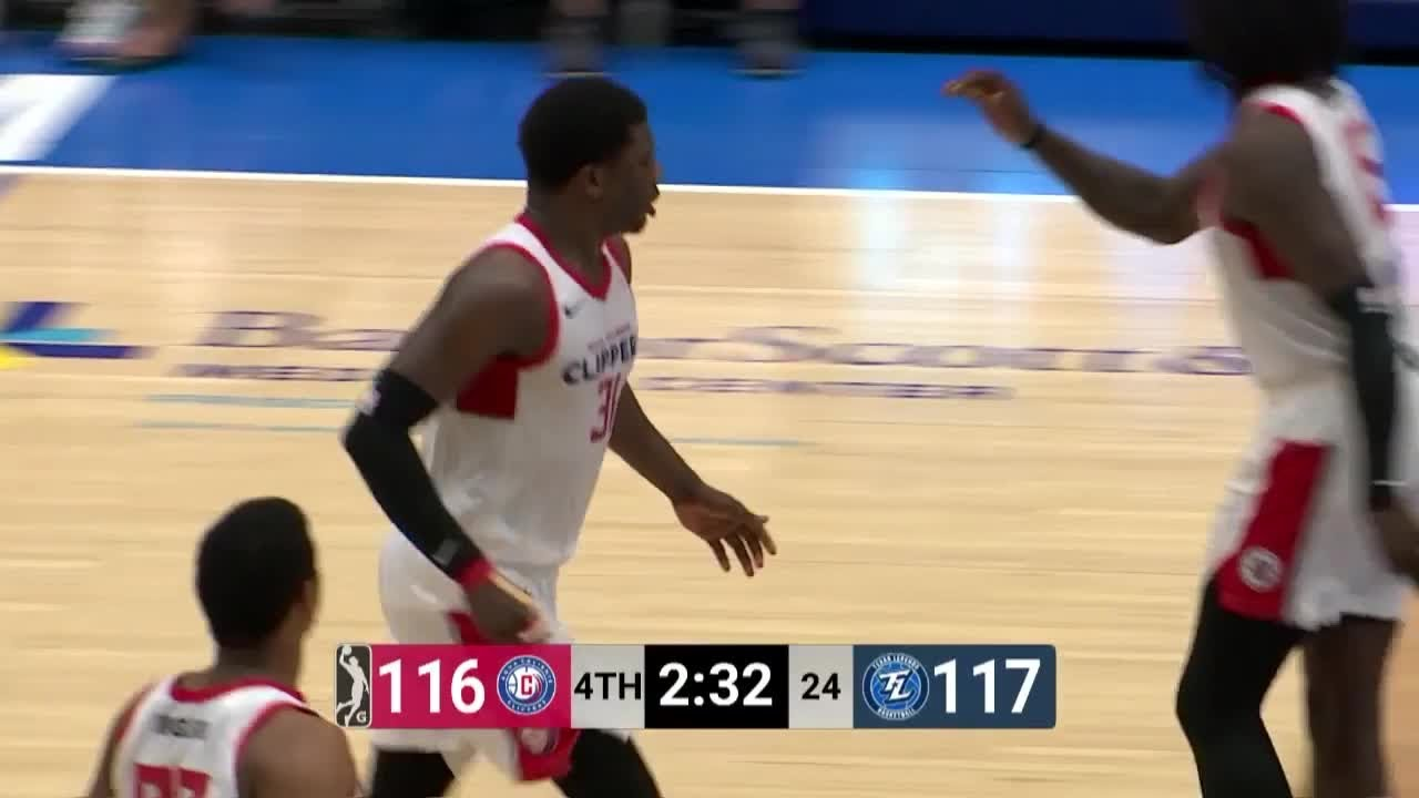 Angel Delgado with 27 Points vs. Texas Legends