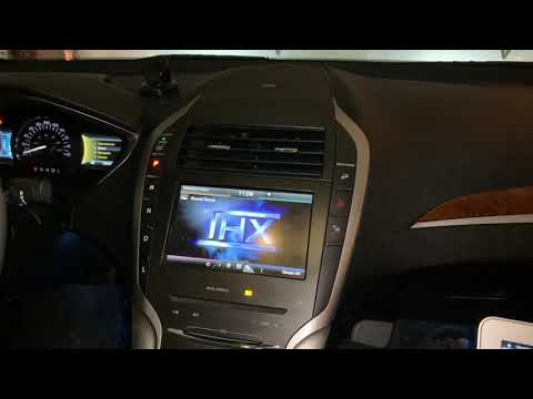 2015 Lincoln MKZ 14 Speaker THX Sound System Tour, Test, and Review. An Unrefined System!!