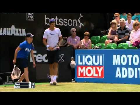 Tommy Haas vs Bernard Tomic FULL MATCH ᴴᴰ MERCEDES CUP 2015