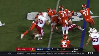 Nebraska vs. Illinois (Defense)