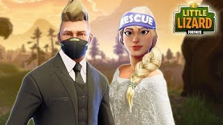 DRIFT'S WEDDING DAY!!! - Fortnite Short Film