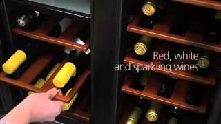 Caple Wine Cabinet Wi6225
