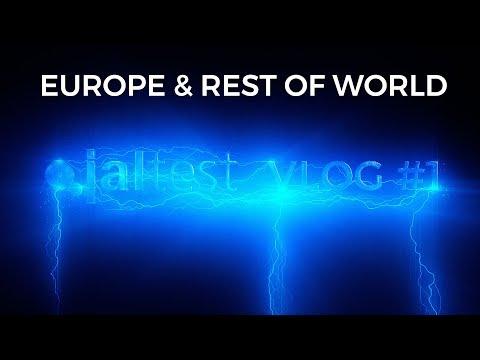 JALTEST VIDEOBLOG#1 (Europe and Rest of World)