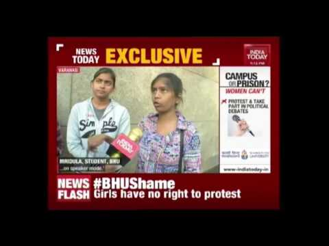 Exclusive : Gender Discrimination On Banaras Hindu University Exposed