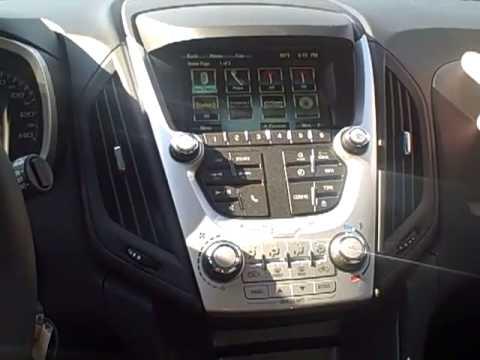 How To: Program Your Radio in the 2014 Chevrolet Equinox