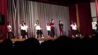 小金高校 EXILE PRIDE 〜こんな世界を愛するため〜 新歓2014