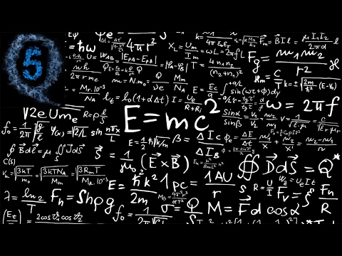 5 Equations that changed the world