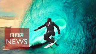 Review 2015: The Trending Year - BBC News