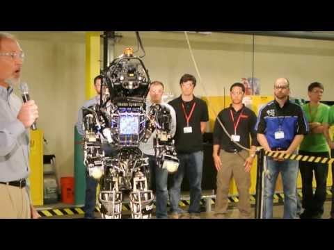 Atlas Robot Close-UP View [ One of The Best Humanoid Robot ]