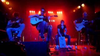"Crossfade ""Already Gone""  Acoustic, Chameleon Club, Lancaster, PA, Concert 5/28/11"