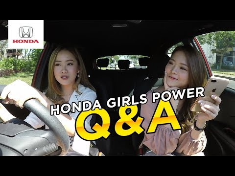 Honda Girls Power Episode #1