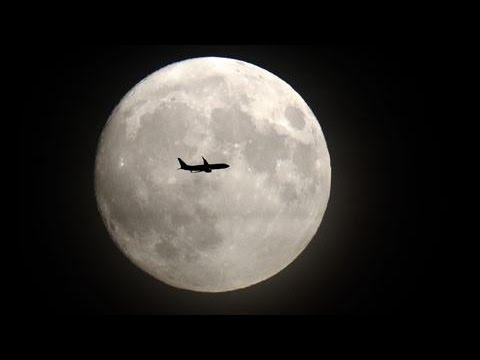 The Most Super 'Supermoon' Since 1948