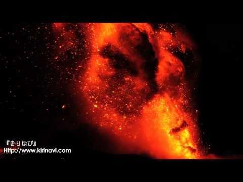 新燃岳の爆発的噴火が続く!