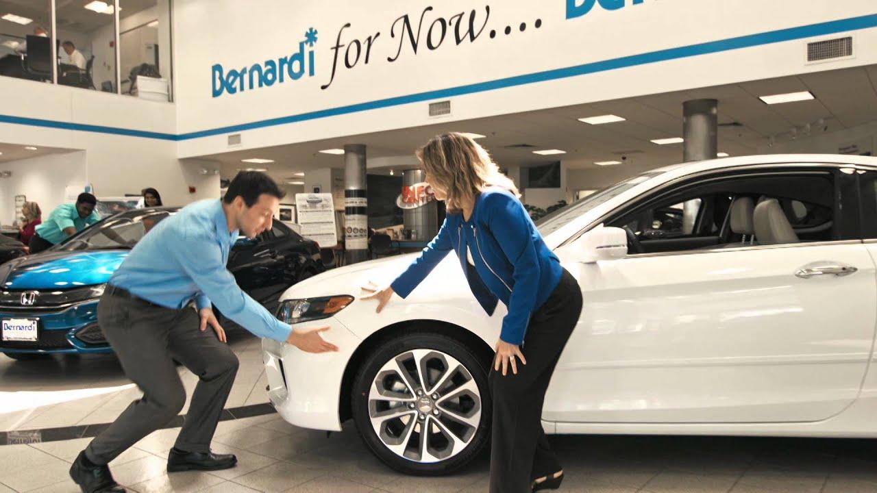 Elegant Bernardi Honda Natick Customer Testimonials   YouTube