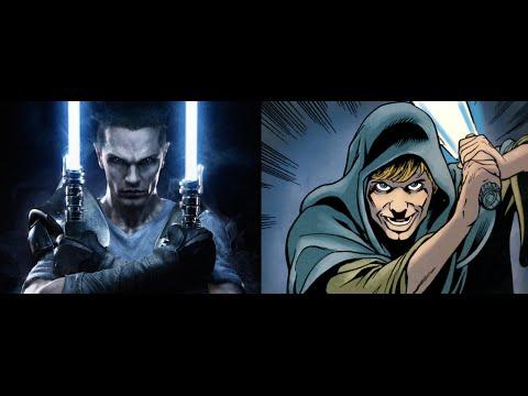 Versus Series Starkiller VS Luuke Skywalker