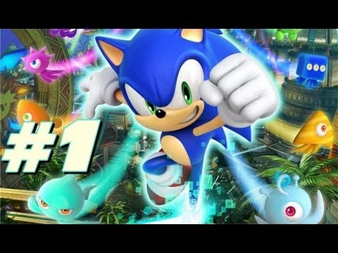 Sonic Colors V4 Fan Game Gameplay