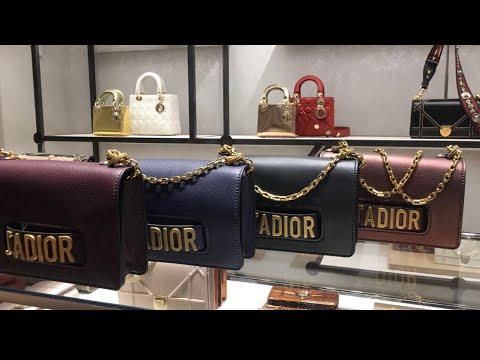 J ADIOR Flap !!! Vlog choosing new bag Christian Diorama diorever dior  unboxing 3a0087308885c