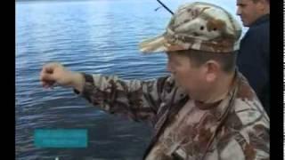 видео Рыболовные турбазы на волге тверская область