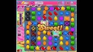 Candy Crush Saga Level 911 no Booster