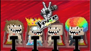 Growtopia | The Voice ft. Seth, Hamumu and Ubidev