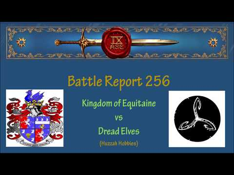 The 9th Age Battle Report 256