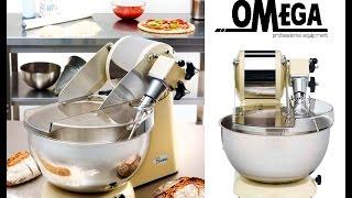 Ζυμωτήριο 10 Λίτρων SANTOS No 18 10 Liter Dough Mixer