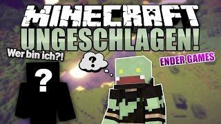 WER BIN ICH? - Challenge! - Minecraft UNGESCHLAGEN #83 Ender Games | ungespielt