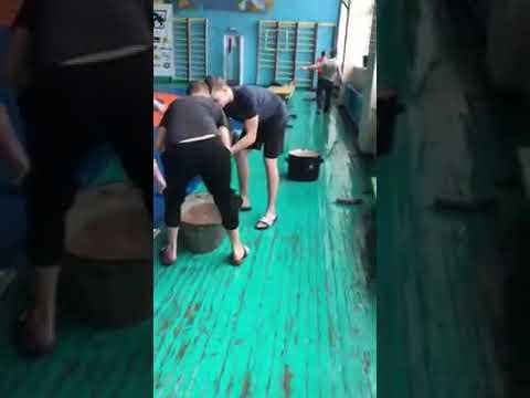 HukBecTu: НикВести: В Николаеве затопило спорткомплекс «Трудовые резервы»