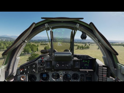 DCS 2.5 A-10C In The Weeds