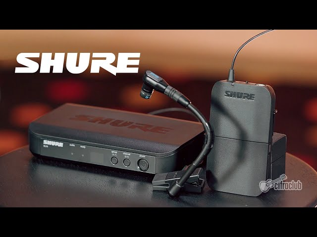 Shure | BLX Wireless Instrument e Beta 98H/C