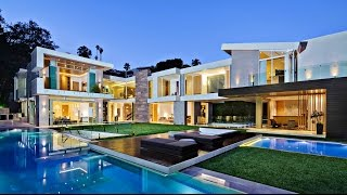 Stunning Modern West Hollywood Luxury Residence in Los Angeles, CA, USA