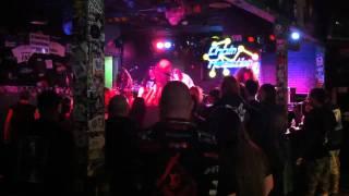 Deceased - Live - 08/11/2010 - Anaheim, CA - Silent Creatures / Fearless Undead Machines